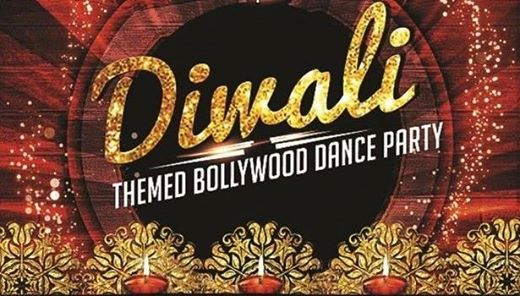 Diwali NIGHT Bollywood event
