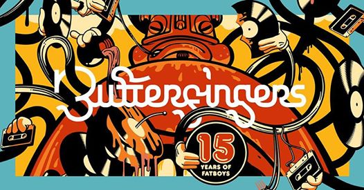 Butterfingers – 15 Years Of Fatboys National Tour – Hillarys