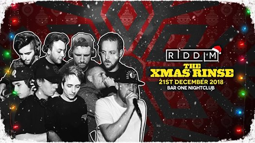 Riddim presents : The Xmas Rinse