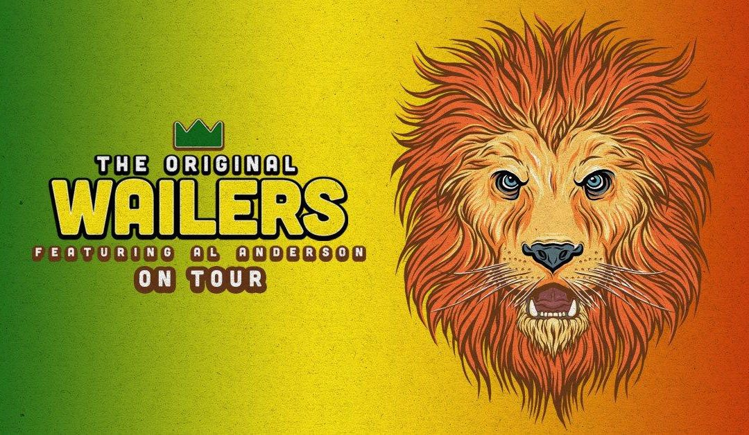 The Original Wailers – FRIDAY 14 JUNE 2019