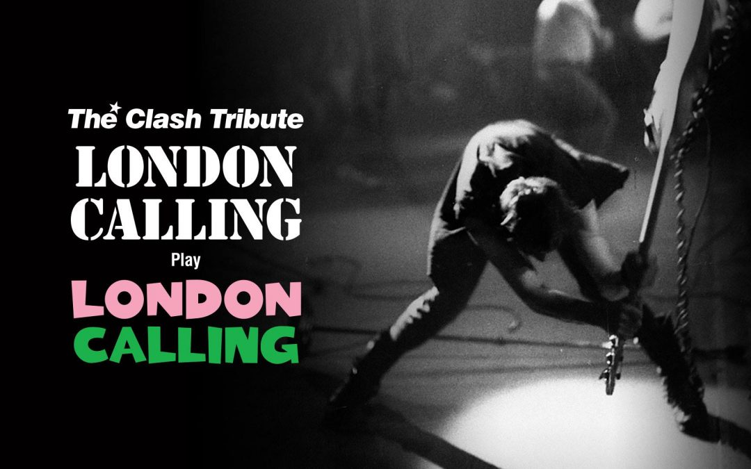 London Calling – The Clash Tribute | Bar1