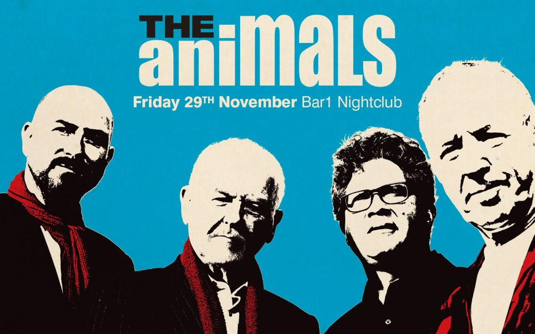 The Animals (UK) – Bar1
