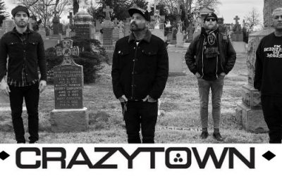 Crazy Town : 20th Anniversary Tour : Only Perth show