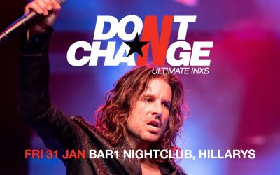 Don't Change-Ultimate INXS + Wild Boyz-Duran Duran